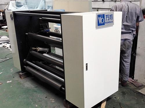 万邦PTC-II书刊机前张力系统